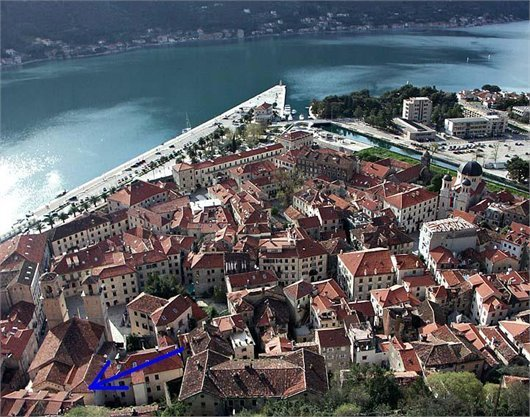 Luxurious Apartment, Kotor Old Town